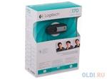 Веб-камера Logitech Webcam C170