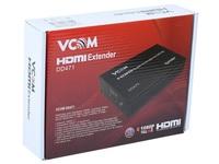 Удлинитель HDMI VCOM DD471 по витой паре до 60м