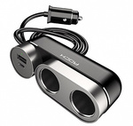 Автомобильная зарядка Rock PD Car Cigarette Lighter Socket (PD для iPhone, iPad) RCC-0137