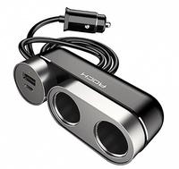 Автомобильная зарядка Rock PD Car Cigarette Lighter Socket (PD для iPhone, iPad) RCC-0137