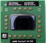 Процессор AMD Turion 64 X2 TL-50 (1.6 Ghz, 256 Kb Cache, 800 Mhz) TMDTL50HAX4CT
