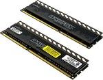 Оперативная память Crucial 16GB (8GBx2) 1600MHz CL8 (BLT2CP8G3D1608DT2TXOBCEU)