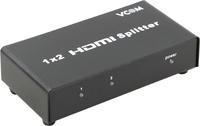 Разветвитель видеосигнала HDMI VCOM DD412A/VDS8040D
