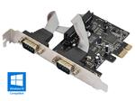 Контроллер PCI-E to COM ORIENT XWT-PE2S