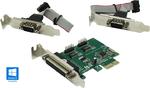 Контроллер PCI-E to COM, LPT ORIENT XWT-PE2S1PLP