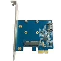 Контроллер PCI-E SATA + mSATA ORIENT A1061S-MS
