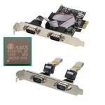Контроллер PCI-E to COM ORIENT XWT-PE4SV1
