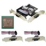 Контроллер PCI-E to COM ORIENT XWT-PE4SV1LP