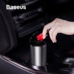 BASEUS Автомобильный Мини Мусорный  Бак  Для Автомобиля 500 Мл - Черный