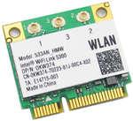 Адаптер WiFi Intel WiFi Link 5300 (Mini PCI-E half-size, B/G/N, 450 Mbit/s, 2.4/5 Ghz)