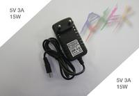 Зарядка для планшета 5V 3A (Разъем 2.5x0.7mm)