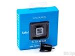 Автомобильное зарядное устройство в прикуриватель на USB 2 порта USAMS 5v 3.1a для iPad, iPhone и других Android устройств