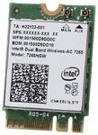 Адаптер WiFi Intel Dual Band Wireless-AC 7265 (M.2, B/G/N/AC, 867 Mbit/s, 2.4/5 Ghz)