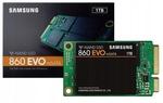 Твердотельный накопитель Samsung MZ-M6E1T0BW mSata 1Tb 1000Gb