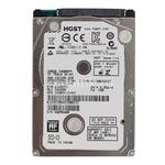 """Жесткий диск 2.5"""" 500 Gb HGST Z5K500-500 HTS545050A7E680 HGST SATA III, 5400 rpm, 8 Mb, для ноутбука 7мм"""