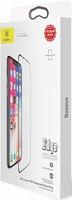 Защитное стекло Baseus Edge 0.2mm Tempered Glass для iPhone X