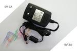 Блок питания 9v 2a (Роутеры D-Link, ASUS, DVD-плееры, сканеры, телефоны, сетевое оборудование и другое) Разъем 5.5x2.5mm