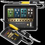 iRig - адаптер для подключения гитары к iPhone, iPod или iPad
