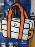 Мультяшная сумка 2D оранжевая