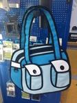 Мультяшная сумка 2D синия 1