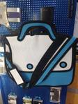 Мультяшная сумка 2D синия 2