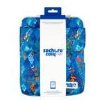 "Сумка для планшета или нетбука Sochi 2014 Alion-T-Pat-bg10-bl для iPad, Samsung Galaxy Tab и других планшетов до 10"""