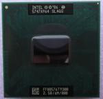 Процессор Intel Core 2 Duo Mobile T9300 Penryn (2500MHz, L2 6144Kb, 800MHz)