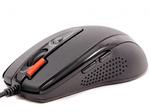 Мышь игровая A4Tech XL-750BK Black USB
