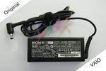Блок питания (зарядка) для ноутбука Sony VAIO 19.5v 3.33a (VGP-AC19V48) Оригинал OEM