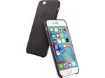 Чехол накладка Apple iPhone 6/6s Leather Case Black (MKXW2ZM/A)