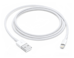 Кабель Apple USB - Lightning 1 метр, MQUE2ZM/A, оригинальный