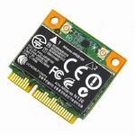 Адаптер WiFi Atheros AR5B195 (Mini PCI-E half-size, B/G/N, 150 Mbit/s, 2.4 Ghz)