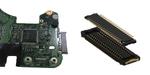 Коннекторы для платы ASUS X555LD, X555LJ, K555L A555L, Y583L, HDD и аудио