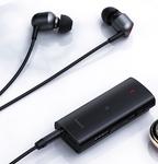 Беспроводной ресивер Baseus BA03 Immersive Virtual 3D Bluetooth 5.0, AptX, 400 mAh