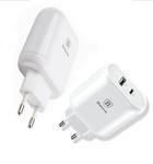 Блок питания + кабель Baseus Bojure Series Type-C PD+USB (32W) Power Delivery для iPhone и MacBook