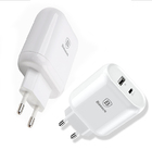 Блок питания + кабель Baseus Bojure Series Type-C PD+USB (32W) Power Delivery для iPhone и MacBook
