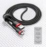Кабель Micro USB Baseus Cafule двухсторонний
