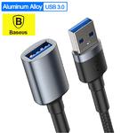 Кабель удлинитель USB 3.0 Baseus Cafule 1 метр