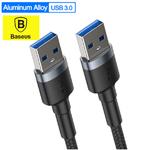 Кабель USB 3.0 A to USB 3.0 A Baseus Cafule 1 метр