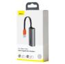 Адаптер USB 3.0 to LAN Baseus Steel Cannon Series USB A Gigabit LAN Adapter RJ-45