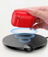 Чехол с беспроводной зарядкой Baseus Wireless Charger для Apple AirPods