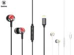 Наушники для iPhone Baseus Encok iP Call Digital Earphone P02