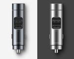 Автозарядка с Bluetooth FM трансмиттером Baseus Energy Column Car Wireless MP3 Charger