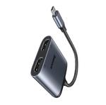 Адаптер-переходник USB type C to HDMI 2 порта Baseus Enjoy