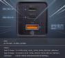 Блок питания Baseus GaN Mini Quick Travel Charger 65W USB Type-C + USB