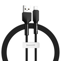 Кабель силиконовый Baseus Silica Gel Cable USB For iPhone