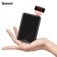 Компактный внешний аккумулятор Baseus Mini S PD Edition LED 10 000 mAh