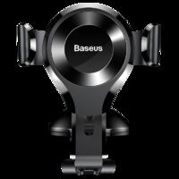 Держатель для смартфона Baseus Osculum Type Gravity Car Mount