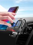Держатель с беспроводной зарядкой Baseus Smart Vehicle Bracket Wireless Charger