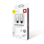 Кабель Type C to Lightning Baseus Rapid для iPhone, iPad, iPod